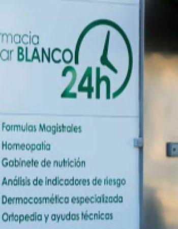 Farmacia Pilar Blanco Palenciano 24 Horas.