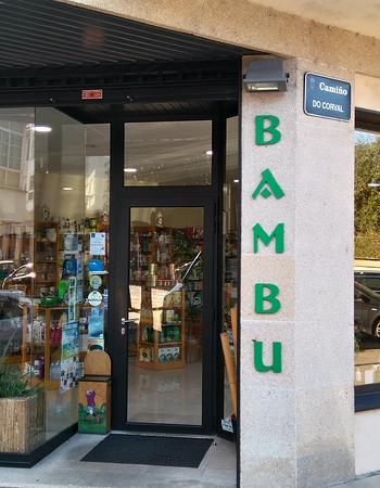 Bambú Herboristería