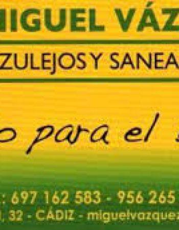 Azulejos Y Saneamientos Miguel Vázquez