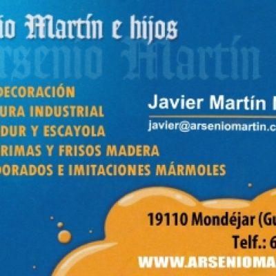 Arsenio Martín E Hijos