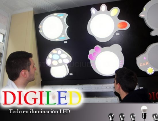 DIGILED