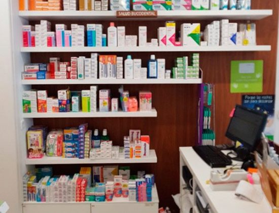 Farmacia Jose Reolid Argandoña