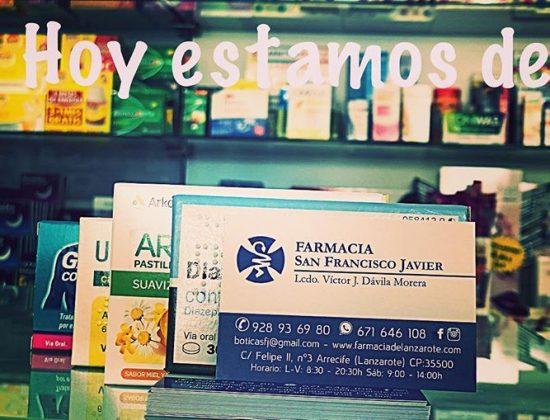 Farmacia San Francisco Javier