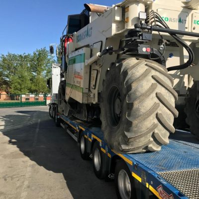 Transportes Jiménez Martín 2015