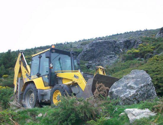 Derribo Y Excavaciones Jb Araba