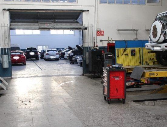Autocentro Palencia