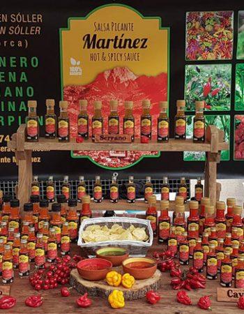 Salsa Picante Martínez