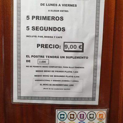 Restaurante y Hostal Casa Juanito