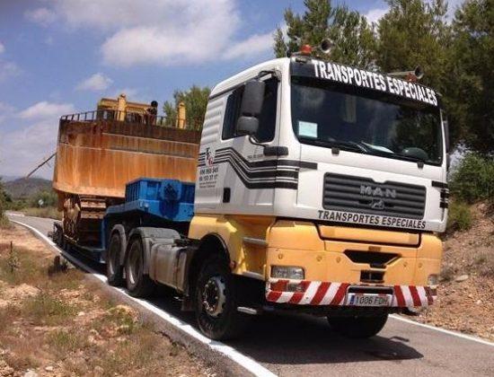 Transportes Especiales Gemxavi