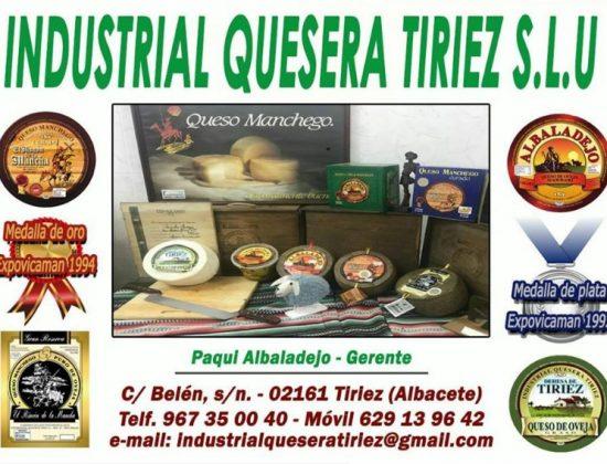 Industrial Quesera Tiriez