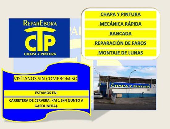 REPAREBORA