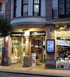 Arson Sony