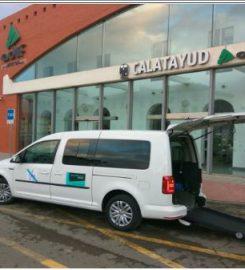 Taxi adaptado David Gimeno