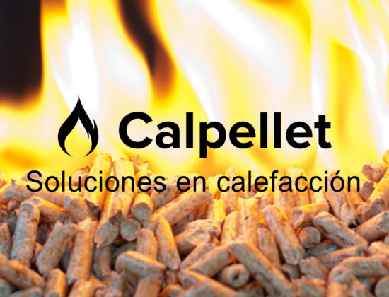 Calpellet calefacción