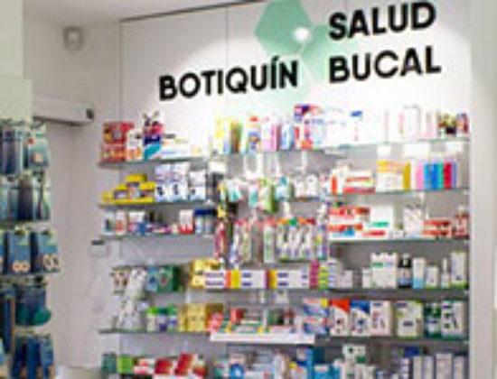 Farmacia licenciada Eugenia Presas Blanco