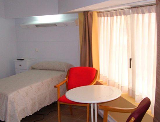 Residencia Bidebieta