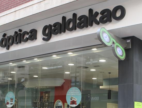 Óptica Galdakao