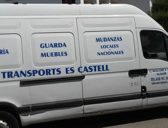 Transports Es Castell