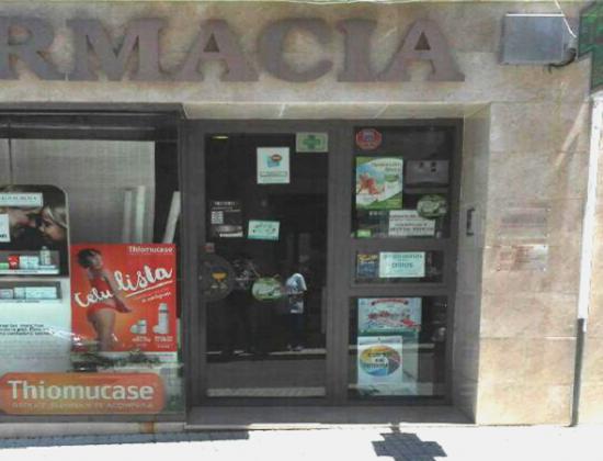 Farmacia Julia María Sama García