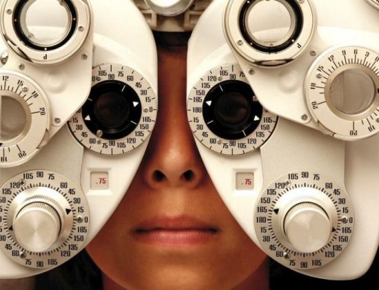 Keinu optometria Zentroa