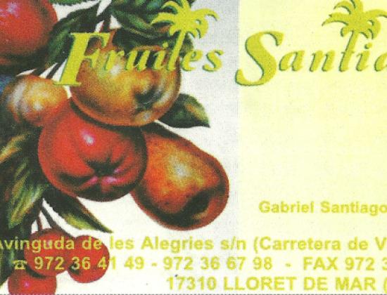 Frutas Santiago