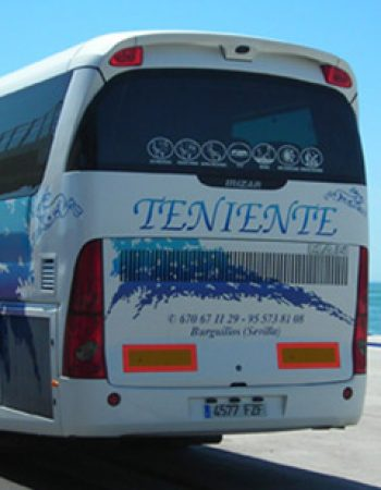 Autocares El Teniente S.L.