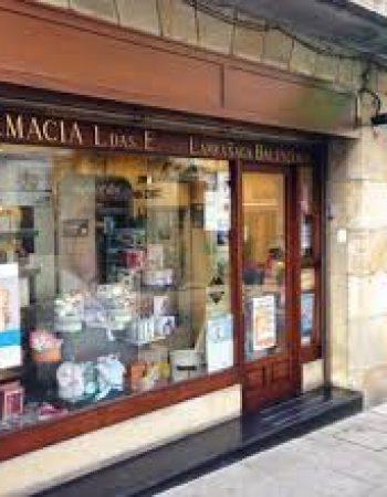 Farmacia Larrañaga Balenciaga