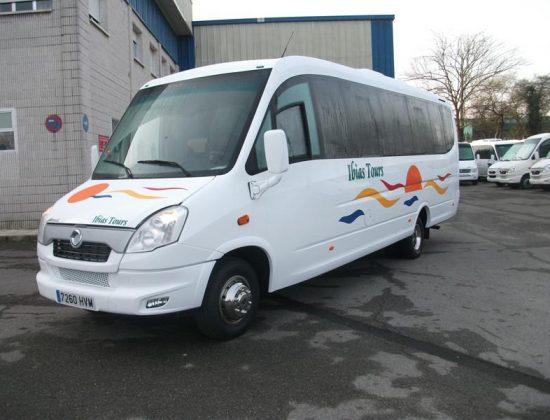 Autocares Ibias Tours S.L.