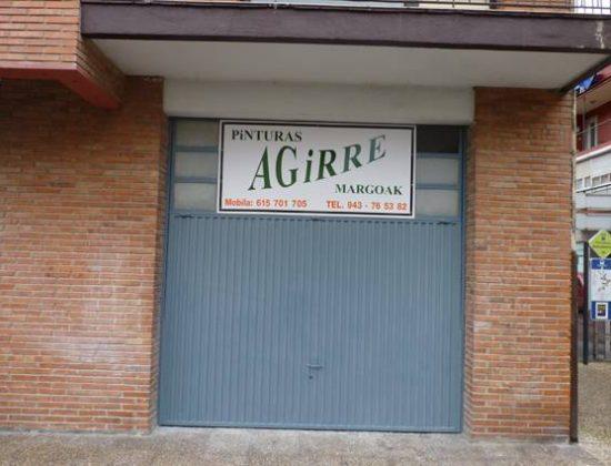 Agirre Margoak
