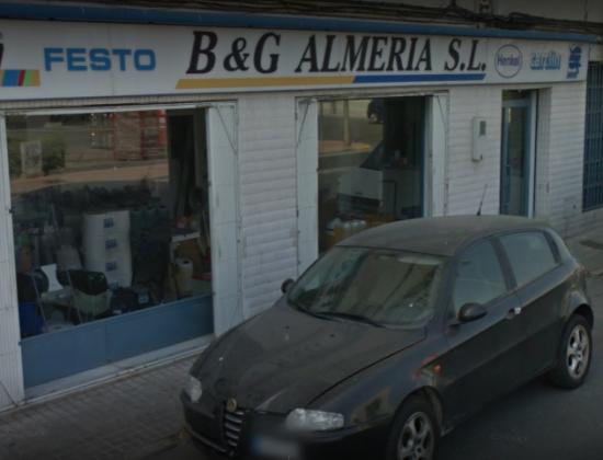 B & G Almería
