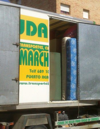Transportes, Cubas Y Grúas Marchante