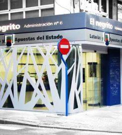 Administración de Lotería Nº 6, El Negrito.
