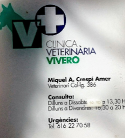 Clínica Veterinaria Vivero