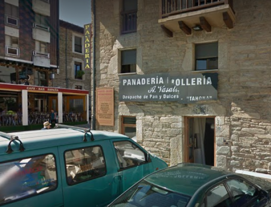 Panadería Vasallo Cifuentes