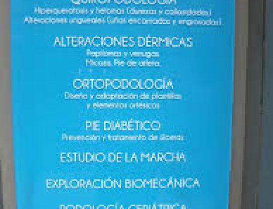 Clínica Podológica Galastur