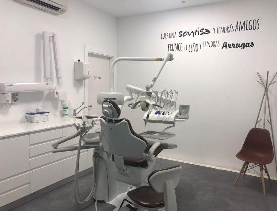 Mock Up Dental Doctores Pelarda