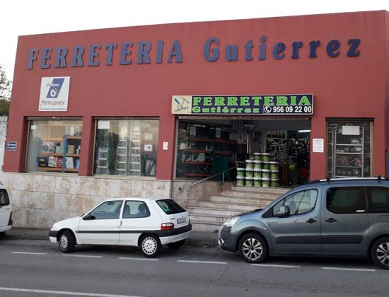Ferretería Gutiérrez Pino