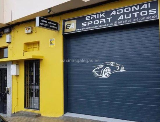 Erik Adonai Sport Autos