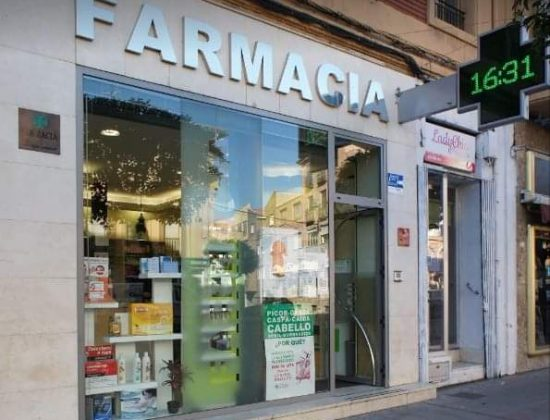 Farmacia Valles Santamarta